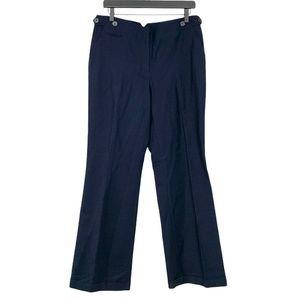 Ann Taylor LOFT Blue Julie Trouser Dress Pants